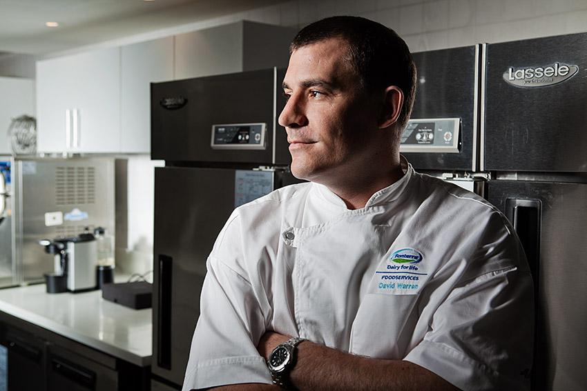 Chef David Warren, Fonterra Group