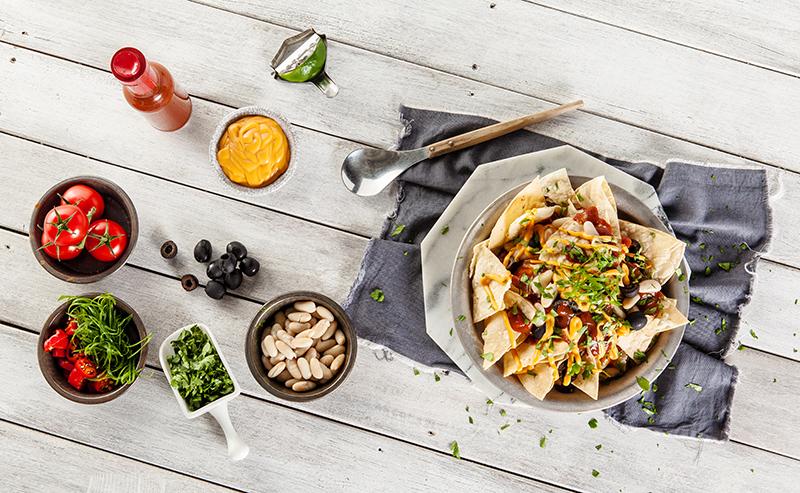 Overhead recipe studies