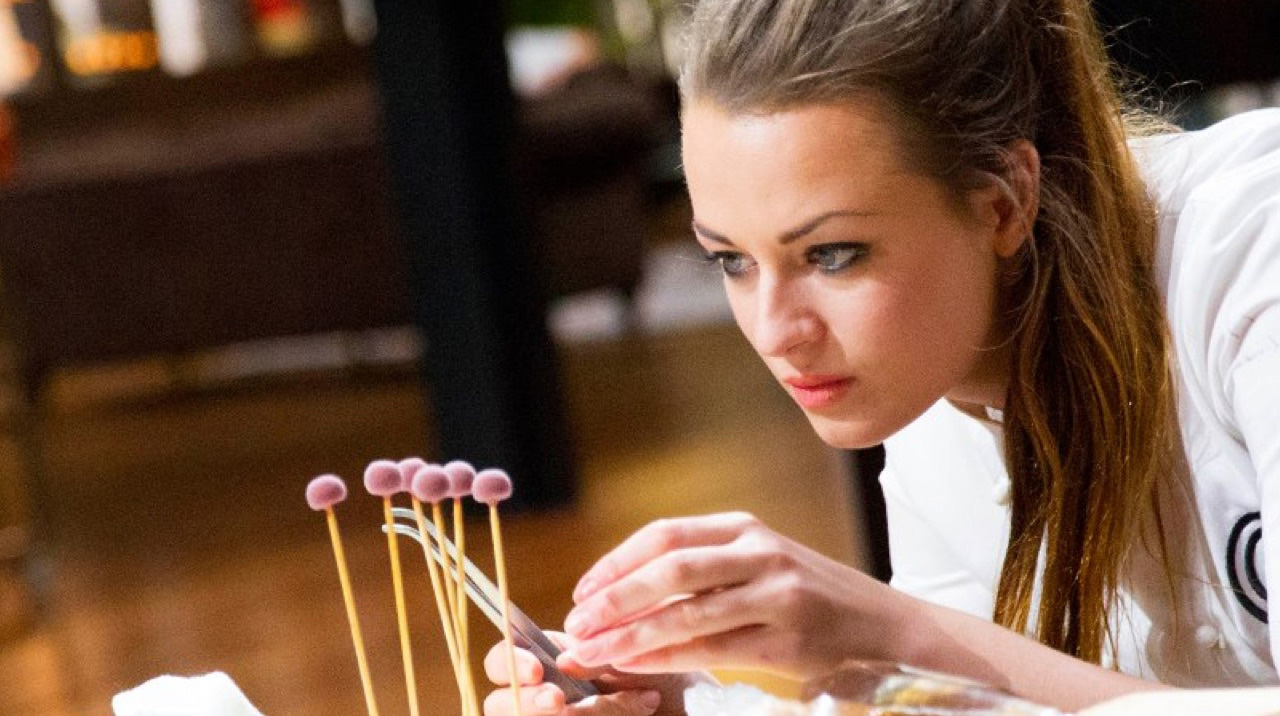 MasterChef Australia 2015 winner, Billie McKay